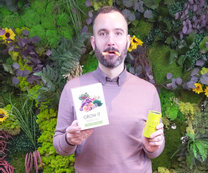NN Nerdmas Day 11: Win Skin Veg + Grow Your Own Veg Kit!