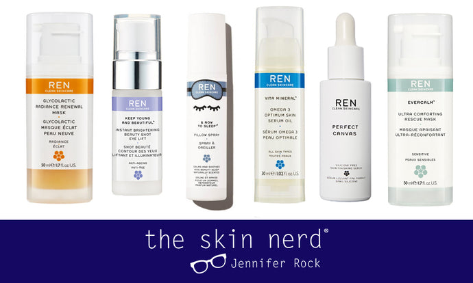 REN Skincare: The New Clean Brand To Hit The Skin Nerd Store