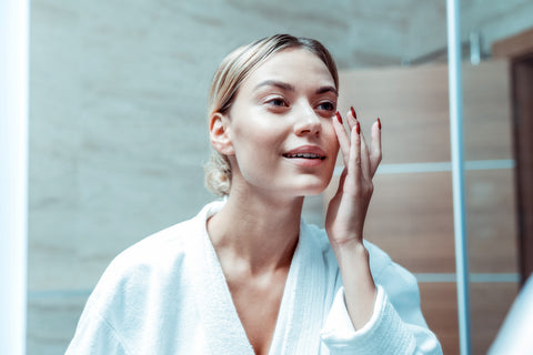skincare improve wellbeing