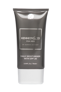 Kennedy & Co Moisturiser Gel with SPF 75ml