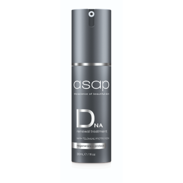 asap skincare dna renewal treatment