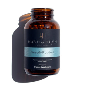 Hush & Hush Deeply Rooted (120 Capsules)