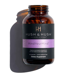 Hush & Hush Mind Your Mind (60 Capsules)