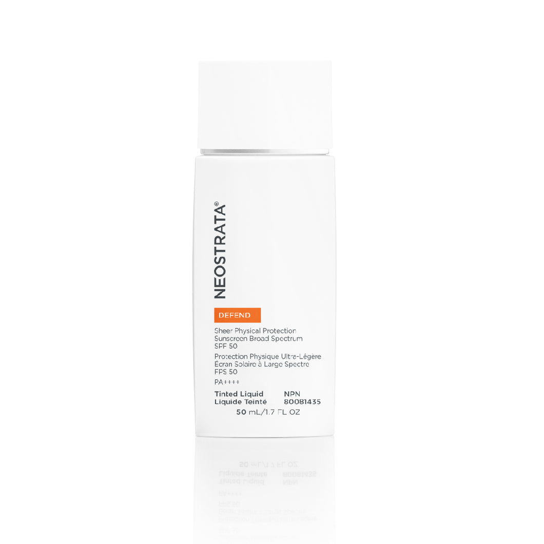 Neostrata Sheer Physical Protection SPF50