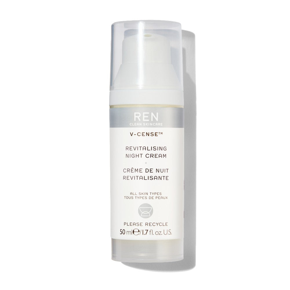 ren v cense revitalising night cream