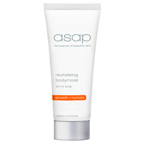 asap revitalising bodymoist aha body cream
