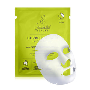 Seoulista Correct & Calm Instant Facial Sheet Mask