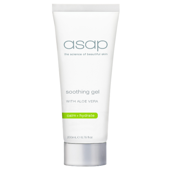 asap skincare soothing gel