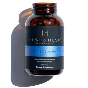 Hush & Hush Time Capsule (60 Tablets)