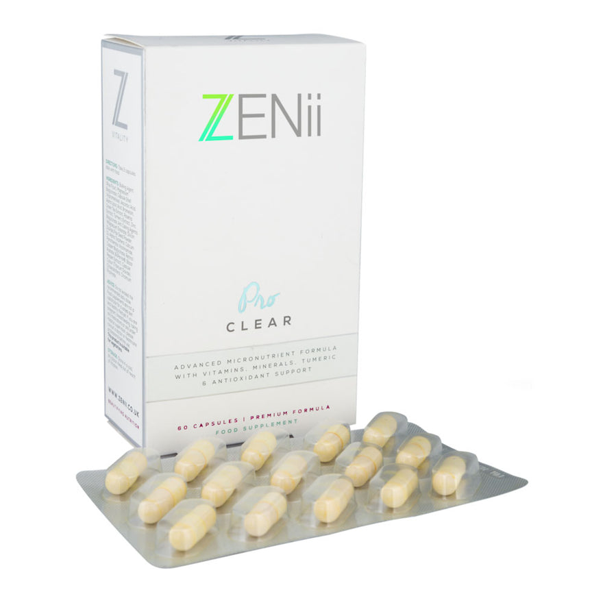 ZENii ProClear Supplements