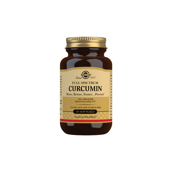 solgar curcumin supplement