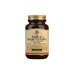 solgar ester-c vitamin c supplement