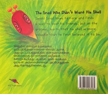 Bilingual Book: The Snail Who Didn't Want His Shell