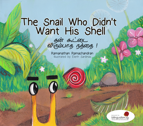 The Snail Who Didn't Want His Shell