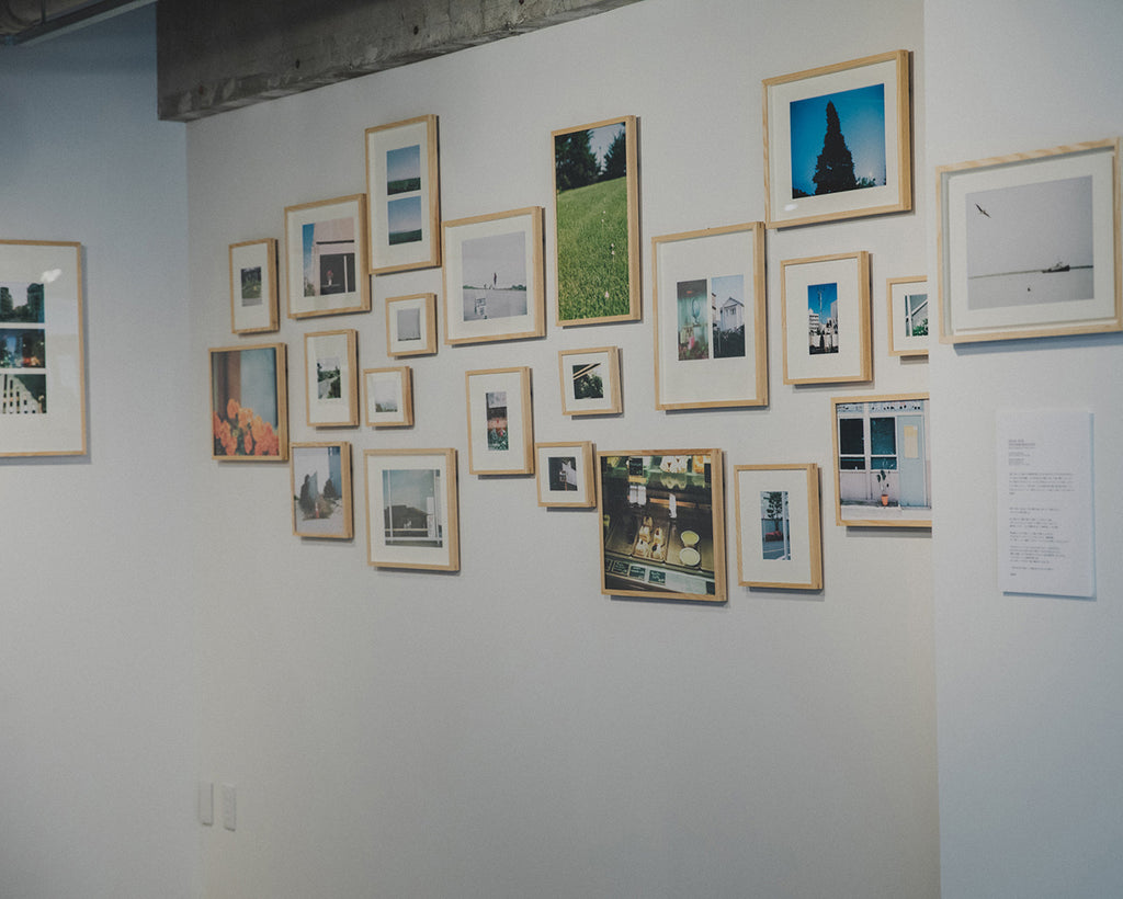"""DEAR OUR NEIGHBORHOODS"" PHOTO EXHIBITION OF WAKI HAMATSU"