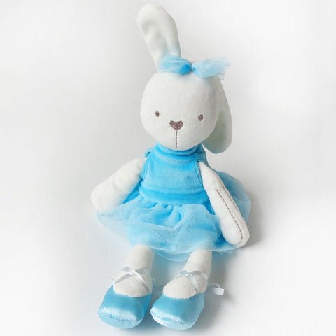 Cute Soft Plush Rabbit Toy for Girls