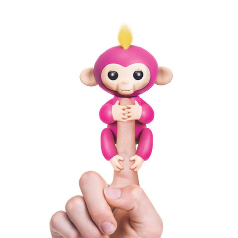 HOT!!! Baby Monkey Fingerlings, 6 Different colours