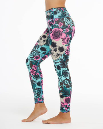 Gemusterte Leggings