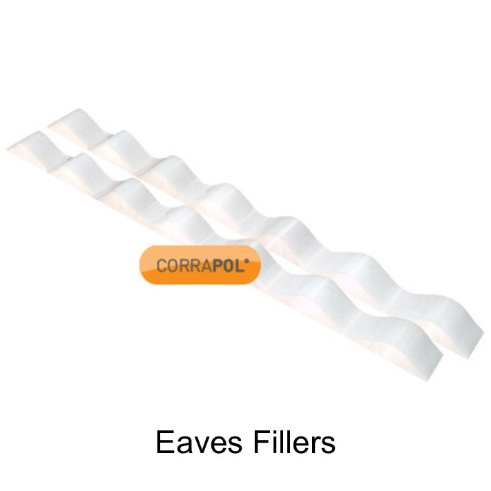 Corrapol Low Profile Eaves Fillers (Each) 900mm
