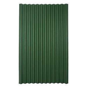 Corrugated Bitumen Roofing Sheet Coloured