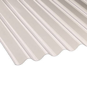 PVC Clear  Rooflight Sheet