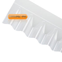 Corrapol High Profile Wall Flashing Unit (PVC)