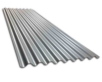 Galvanised Steel Corrugated Roofing & Cladding Sheet