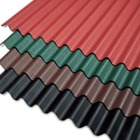 Corrugated Bitumen Roofing Sheet