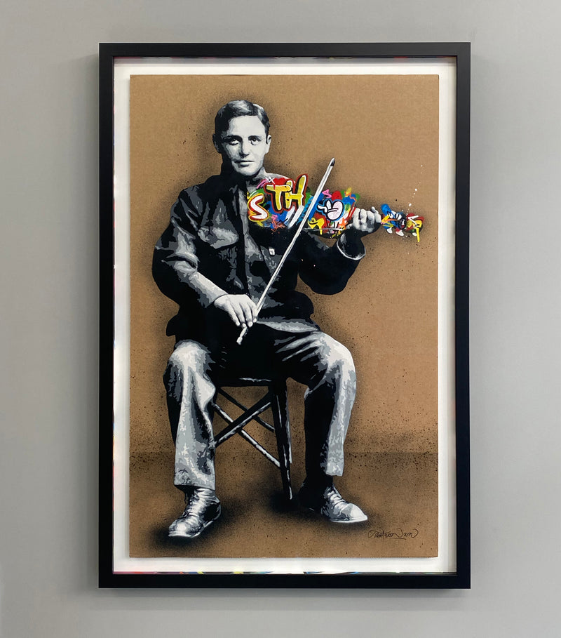 Fiddle Player Original