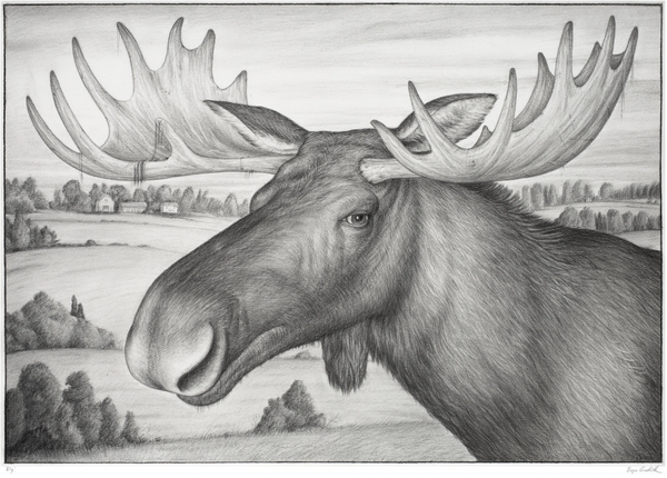 NORWEGIAN MOOSE
