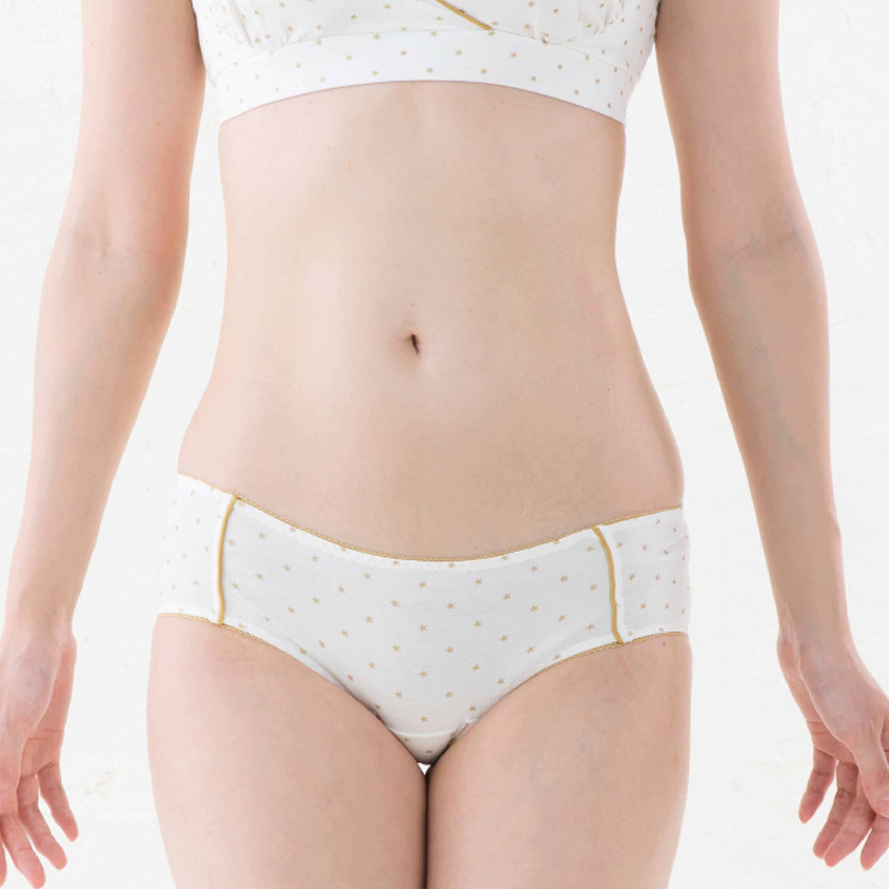 【MADE IN JAPAN】Sweet Mommy Maternity and Nursing Low-Rise Postpartum Pantie