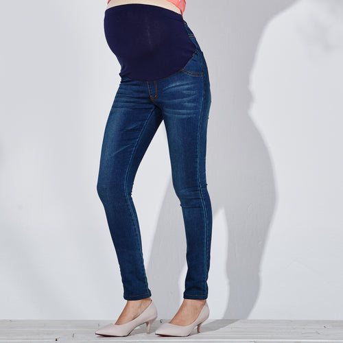 Maternity Slim Fit Stretch Jeans Pants