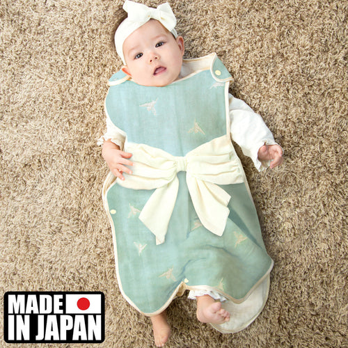 【MADE IN JAPAN、E00% Cotton Original Baby Sleepwear