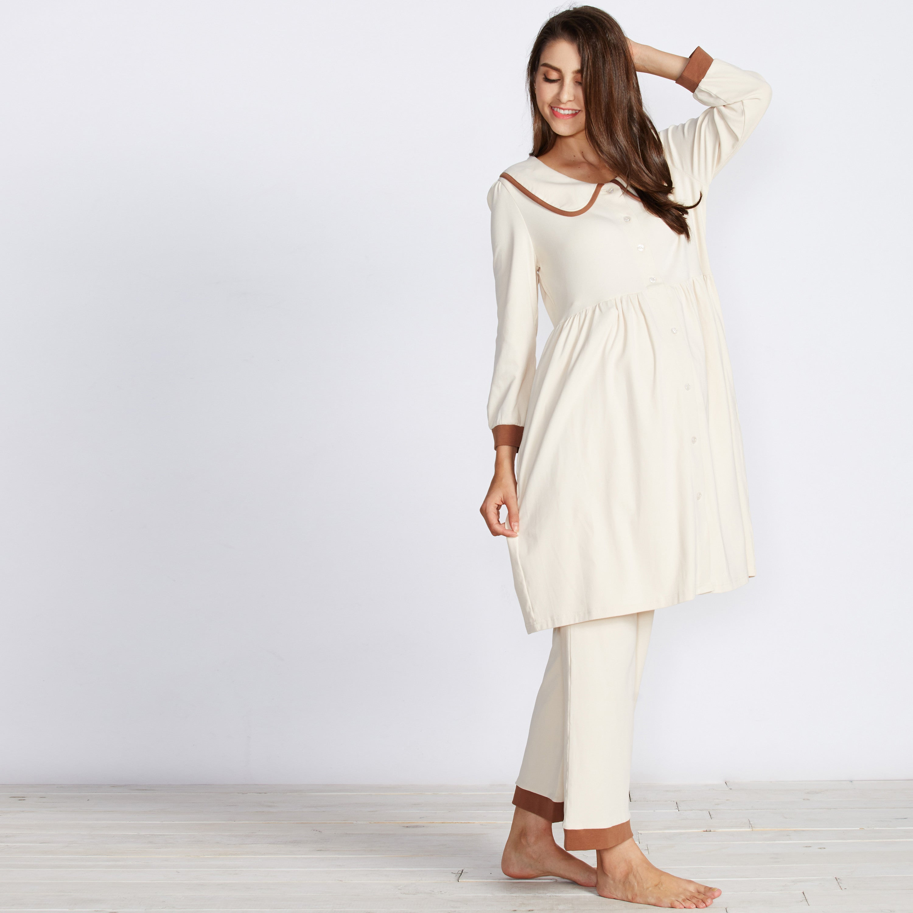 SLEEP WEAR AND DELIVERY GOWNS – Sweet Mommy Maternity and Nursing Wear