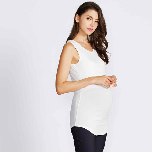 Maternity and Nursing Juicy Tank Top