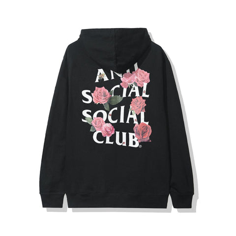 ASSC SMELLS BAD HOODIE BLACK SIZE S