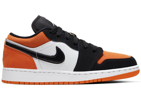 JORDAN 1 LOW SHATTERED BACKBOARD GS 553560128 SIZE 5.5Y