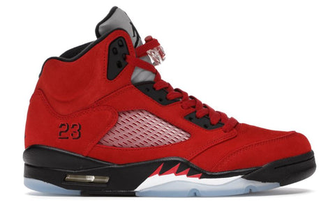 JORDAN 5 RETRO RAGING BULLS RED (2021) DD0587600 SIZE 8, 8.5, 9.5, 11, 11.5