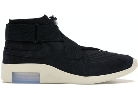 NIKE AIR FEAR OF GOD RAID BLACK  (PRE-OWNED) AT8087002 SIZE 11