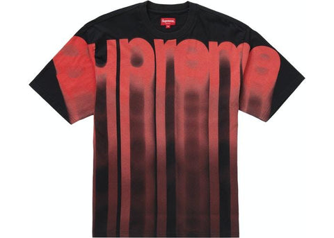 SUPREME BLEED LOGO S/S TOP BLACK FW20 SIZE M, L