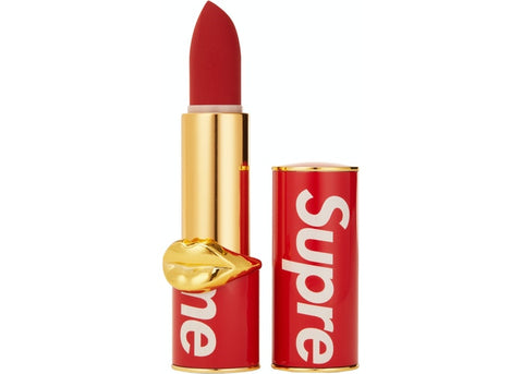 SUPREME PAT MCGRATH LABS LIPSTICK RED FW20