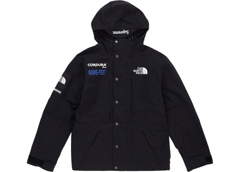 SUPREME THE NORTH FACE EXPEDITION JACKET BLACK (PRE-OWNED) SIZE L