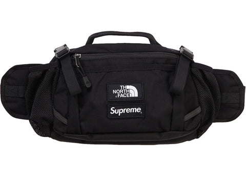 SUPREME THE NORTH FACE WAIST BAG BLACK FW18
