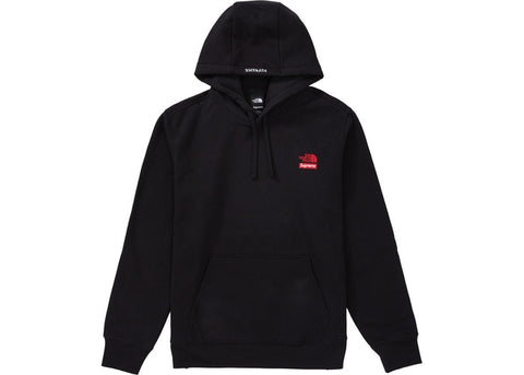 SUPREME THE NORTH FACE STATUE OF LIBERTY HOODIE BLACK FW19 SIZE S, M, L