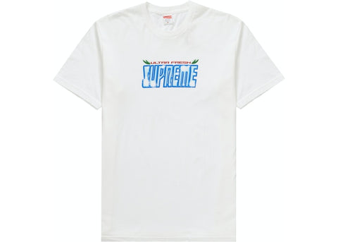 SUPREME ULTRA FRESH TEE WHITE FW20 SIZE M, L, XL