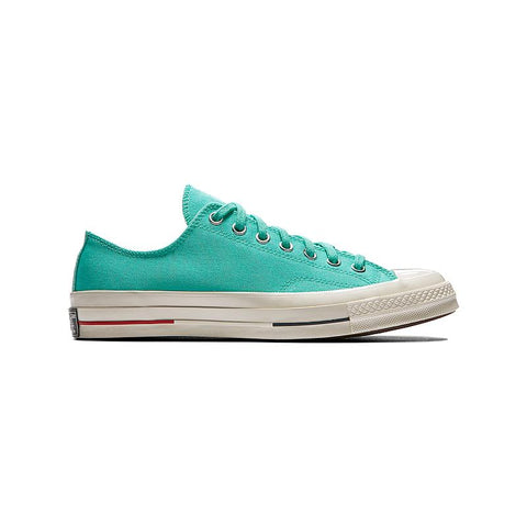 CONVERSE CHUCK TAYLOR ALL STAR 70S OX LOW GREEN 160495C SIZE 9