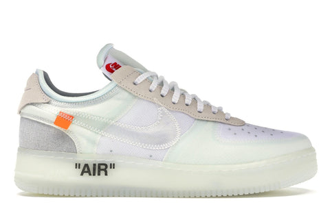 OFF-WHITE AIR FORCE 1 LOW THE TEN A04606100 SIZE 10.5