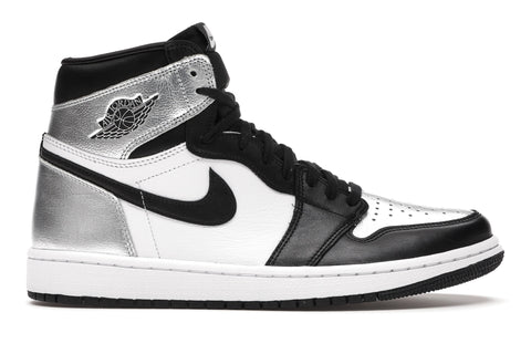 JORDAN 1 RETRO HIGH SILVER TOE (W) CD0461001 SIZE 8.5W