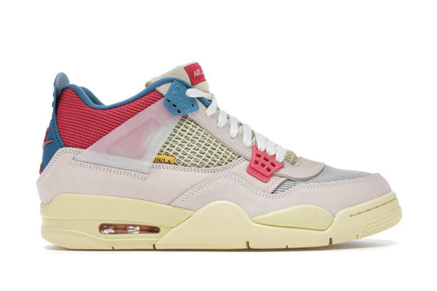 JORDAN 4 RETRO UNION GUAVA ICE DC9533800 SIZE 9