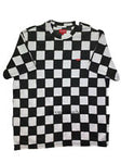 SUPREME SMALL BOX TEE CHECKERBOARD SS20 SIZE M, L